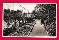 Vintage postcard.The Walk by the Tennis Courts, Cober Hill, Cloughton, Yorkshire