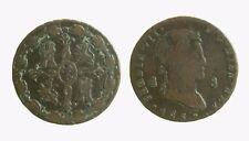 pci4292) Spain Espagne 8 Maravedis 1832 KM# 486.1 Ferdinand VII
