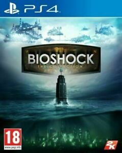 BioShock: The Collection (Playatation 4 PS4) Great Condition