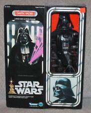 "1978 Kenner 15"" Star Wars Darth Vader Doll Large Action Figure Sealed Box (Wear)"