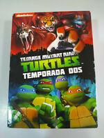 Las Tortugas Ninja Teenage Mutant Turtles Temporada Dos 2 Completa - 4 x DVD