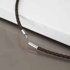 Stainless Steel Leather Beach Nautical Costume Necklaces & Pendants
