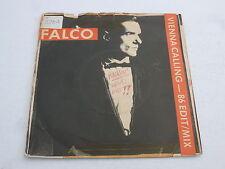 "FALCO - Vienna Calling - 1985 UK 2-track 7"" Vinyl Single"