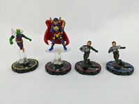 Wizkids Heroclix DC Unleashed 2004 Figures Retired - Big Barda / Brainiac 5