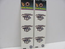 NHL Nashville Predators Stickers