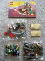 LEGO Holiday Christmas - Santa's Visit 40125 - New/Complete (no box)