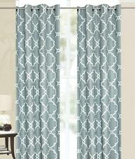 """Galaxy 100% Thermal Blackout Grommet Window Curtain Panel Heavy Extra Wide 55"""""""