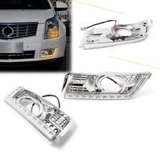Car 12V LED Daytime Running Light For Cadillac SRX SUV DRL Fog 2011 - 2014