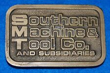 Southern Machine & Tool Co. And Subsidiaries Belt Buckle, Functional & Complete