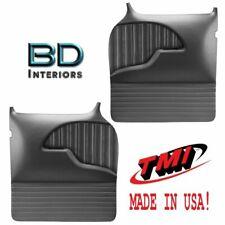 Large Molded Sport Door Panels 1955-1959 Chevy Trucks - TMI - CUSTOM MADE IN USA