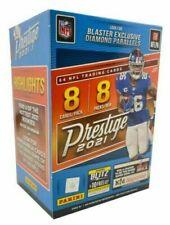 2021 Panini Prestige Football Factory Sealed Blaster Box