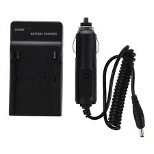 Battery Charger for SONY Li-Ion NP-FM500H NP-F550 NP-F570 DT