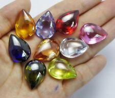 Powerful Nok Phra Gow 9 Colors Lucky Gems Naga Eye  Crystal Real Thai Amulet#A68