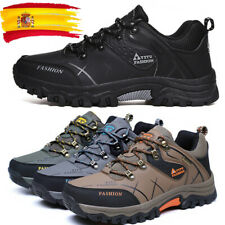 Calzado hombre Casual Fitness Caminar Deportes Senderismo Botas Zapatillas