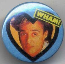 Wham Original Badge Button #2270AB