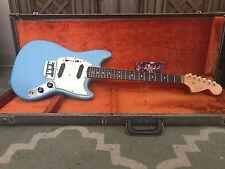 1965 Fender Duo Sonic II - Daphne Blue w/ OHSC