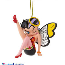 Britto Betty Boop 4046451 Betty Boop Angel Ornament New 2015