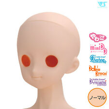 MakeOffer Volks Dollfie Dream Head Parts DDH-04 Normal Skin, Eye Hole open
