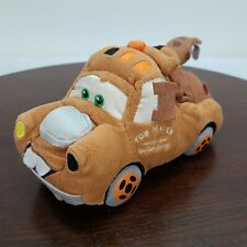 Disney Pixar Cars Tow Mater Plush Tow Truck Stuffed Toy
