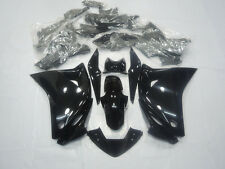 For Honda CBR250R 2011 2012 2013 Gloss Black Fairing Kit ABS Injection Bodywork