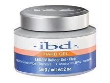 LED/UV IBD clear 2oz 56g builder gel hard gels polish 61178 1 pc