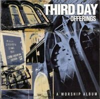 Offerings: A Worship Album by Third Day CD