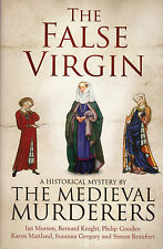The False Virgin by The Medieval Murderers BRAND NEW BOOK (Paperback, 2014)