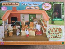 Sylvanian Families Brick Oven Bakery Set