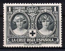 ESPAÑA. año 1926. PRO CRUZ ROJA ESPAÑOLA EDI. 325. MUY CENTRADO.DE LUJO.
