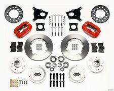 "AMC Gremlin,Javelin,AMX,Wilwood Forged Dynalite Front Brake Kit,11""X.81"" Rotors-"