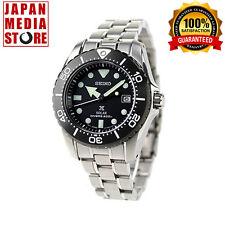Seiko Prospex SBDN019 Diver Scuba Titanium Solar Power 200m Watch 100% JAPAN