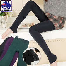 1 Pair Woman's Warm Tights Thick Skinny Thermal Trousers Pants Winter CPAN876