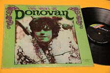 DONOVAN LP BEST OF ORIG USA '60 EX