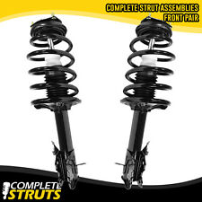 Front Complete Struts & Coil Spring Assemblies Pair for 2002-06 Nissan Sentra
