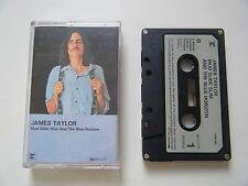 JAMES TAYLOR MUD SLIDE SLIM AND THE BLUE HORIZON CASSETTE TAPE REPRISE 1971