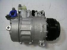 BMW 750iL DENSO A//C Compressor and Clutch 471-1262 64526910461 New