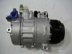 A/C Compressor w/ Clutch OE Denso For Rolls Royce Silver Seraph 1999-2000