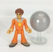 Fisher Price Imaginext Blind Bag Series 7 - Disco man w Disco ball COMPLETE