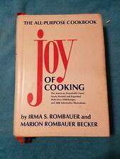 The Joy Of Cooking Irma Rombauer 1983 printing HC Cookbook