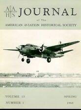 AAHS V13 N1 DOUGLAS DB-7 A-20 WW2 ARMEE DE L'AIR / SWEDISH P-51's / A-7 RANGER