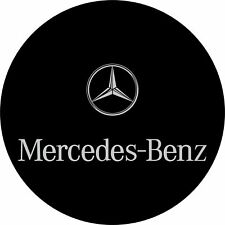 4x4 Spare Wheel Cover 4 x 4 Camper Graphic Vinyl Sticker Mercedes Benz 4 x 4 56B