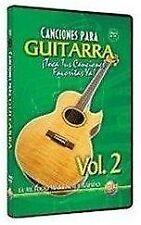 Canciones Para Guitarra, Vol. 2: Toca Tus Canciones Favoritas Ya Rogelio Maya D