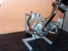 bsa a7-a10-gold star b31 b33 etc & burman gear box stand motor cycle