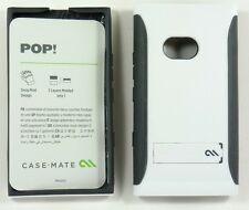 Case-Mate CM018770 Pop Case Nokia Lumia 900 -Retail - White/Gray