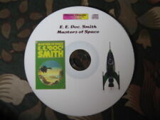 """Masters of Space by E.E. """"Doc"""" Smith Unabridged Audiobook  Mp3 CD (SCI FI)"""