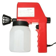 New Electric Airless Air House Gun Sprayer Fence Room Painting Less Paint