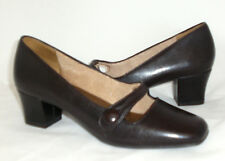 Life Stride June mary jane pumps brown sz 6 Med NEW