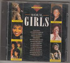 SOUL GIRLS - various artists CD
