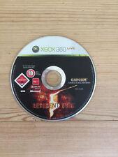 Resident Evil 5 for Xbox 360 *Disc Only*