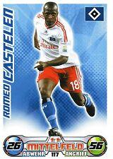 117 Romeo Castelen - Hamburger SV - TOPPS Match Attax 2009/2010